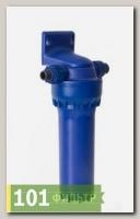 Корпус предфильтра Аквафор для холодной воды (синий) + картридж
