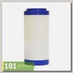 Картридж Silс ВВ10 (природный минерал шунгит + постфильтр 5мкм) Аквапост