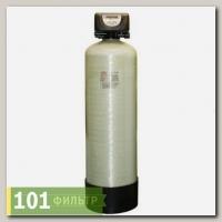 Угольный фильтр 10x44 (электронный клапан Runxin, уголь кокосовый) в сборе