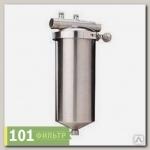 Фильтр Гейзер 4Ч (5мкм) мешочного типа из нержавеющей стали