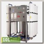 ARO-14000GPD - установка обратного осмоса с насосом (до 53 200л/сут)