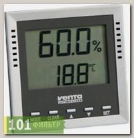 Цифровой термогигрометр Venta №6011000 (серый)