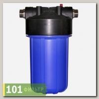 Корпус ВВ 10х1 (Гейзер) для холодной воды, мет.ниппели