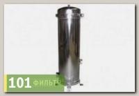 CF14 - мультипатронный нерж. корпус для 7х20 картриджей, 14м3/ч