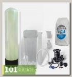 Умягчитель воды 10x54 (1,5 м3/час, ручной клапан Runxin, смола FeroSoft B) в сборе