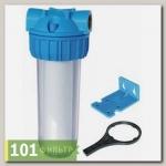 Магистральный фильтр ITA-21-3/4 (прозрачная колба SL10), (ИТА)