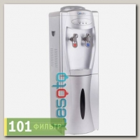 Кулер для воды LESOTO 111 L-C silver