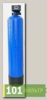 Угольный фильтр 12x52 корпус (электронный клапан Runxin, уголь кокосовый) в сборе