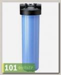 Корпус фильтра B898-BK1-PR (корпус ВВ20 синий, вход 1, сбр.давл.), Райфил