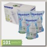 Модуль сменный фильтрующий Аквафор В100-5 усиленный бактерицидной добавкой (компл) (3шт)