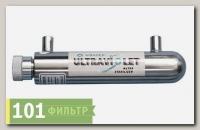 Стерилизатор воды ультрафиолетовый HR-60, 0,23м3/ч, вход 1/4 (Wonder Light)