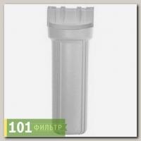 AEG-10W-02-14 (Корп. для сист. фильтр. 10, бел., подв.1/4,2упл.)