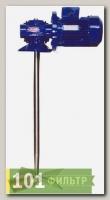 Смеситель-мешалка ПВХ, 600мм,, 1350об/мин. (бак 100л)