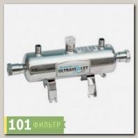 Стерилизатор воды ультрафиолетовый F-12 (комплект, 2,72 м3/ч рес.лампы 9000ч) Wonder Light)