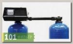 Fleck 9100/1600SXT Eco3/4 - duplex на умяг. с эл.блок.,водосчет,3/4