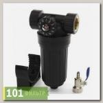 Водоочиститель PS 503 BK-BK 34 (сетчатый фильтр д/хол.воды с полифосфатом 3/4), Райфил