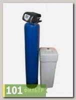 Умягчитель 10x54 (электронный клапан Runxin + смола Purolite C100Е) в сборе