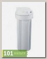 AEG-W14 Корпус для сист. фильтр. 10, белый, подв.1/4