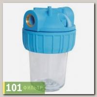 Магистральный фильтр ITA-05 (прозрачная колба 5) (ИТА)