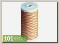 Фильтропатрон Арагон-3 10ВВ (Арагон + карбон-блок, хол.питьевая вода и горячая вода)