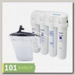 Водоочиститель Аквафор исполнение Аквафор-ОСМО-К-100-4-Б-М (автомат питьевой воды DWM41)