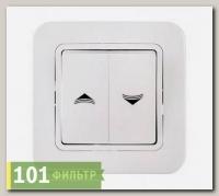 ТК23 Проводная кнопка ( с проводом 10м) Аквасторож