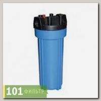 AQF-10-B-12 (10 корпус фильтра, цвет синий, 1/2)