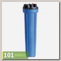 AQF-2040 (20 корпус фильтра синего цвета (раб. давл. 8атм.)