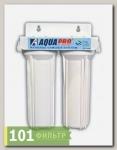 AUS2-N Система фильтр. с 2-мя картриджами без водосчетч.
